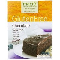 Macro Gluten Free Chocolate Cake Mix
